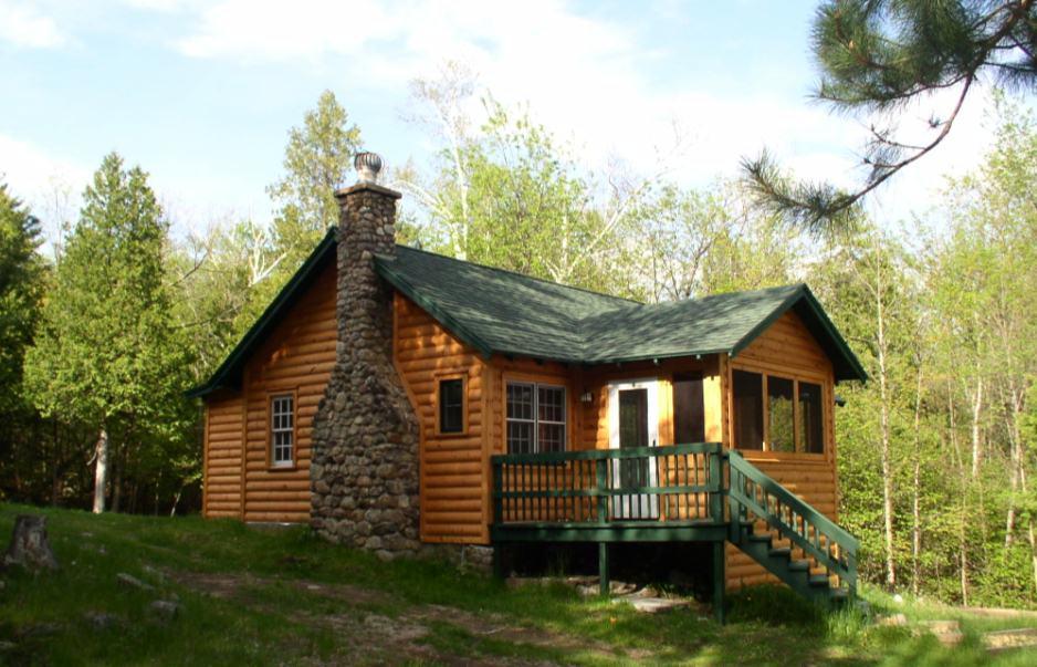 pine hill cabin